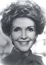 "First Lady Biography: Nancy Reagan. ANNE FRANCES ""NANCY"" ROBBINS DAVIS REAGAN Born: 6 July 1921. Sloane Hospital, Flushing, Queens, New York - NancyReagan"