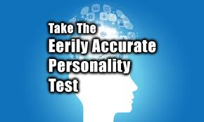 personality test highly accurate see my personality