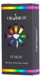 Купить OKVision <b>Fusion</b> (2 <b>линзы</b>) в интернет-магазине на ...