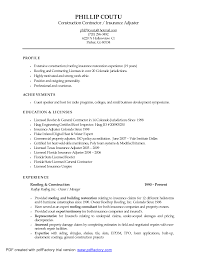 claims adjuster resume sample   riixa do you eat the resume last insurance resume template sample agent example