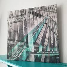 "New York 13"" <b>Canvas</b> - <b>Madison</b> Square Garden - Photo Collage ..."