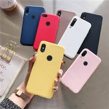 candy <b>color silicone</b> case on for xiaomi mi 8 9 se <b>a1</b> 5x mix 2s s2 y2 ...