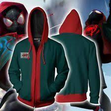 Unbranded <b>Spiderman</b> Hoodies & Sweatshirts for Men for sale | eBay