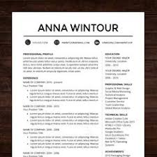 �  instant download �  professional resume   cv template design    �  instant download �  professional resume   cv template design for ms word   the  quot sophia quot   shineresumes   resume design   templates  ideas ☮   pinterest