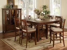 Tall Dining Room Set Height Of Dining Room Table Ingitk