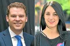 Staffordshire MP Aidan Burley is dating Councillor Jodie Jones. Tweet. Staffordshire MP Aidan Burley is dating a 24-year-old Cannock Chase councillor who ... - dating.thumb