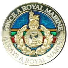 Once <b>a Royal</b> Marine, Always <b>a Royal</b> Marine <b>Pin Badge</b> – ParadePins