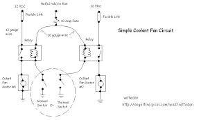 camaro electric fan fan relay circuit jpg 30898 bytes