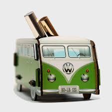 <b>Настольный органайзер</b> VW T1 Camper - зеленый, <b>BadLab</b>