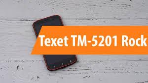 Распаковка смартфона <b>Texet TM</b>-<b>5201</b> Rock / Unboxing <b>Texet</b> TM ...