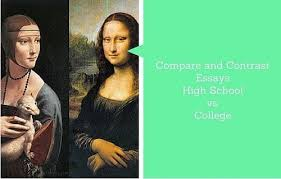 to  doctor of education no dissertation hs essay college    compare and contrast essay for college level coursework will be different