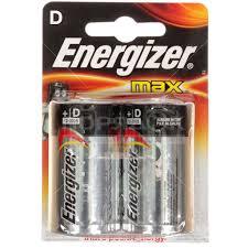 <b>Батарейка Energizer Max D/LR20</b> FSB2, цена за блистер 2 шт в ...