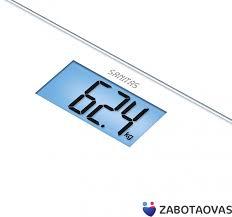 <b>Весы напольные Sanitas</b> SGS03 - купить в интернет магазине ...