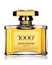 <b>Jean Patou 1000</b> Eau de Parfum, 2.5 oz. and Matching Items ...