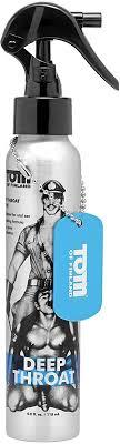 <b>Спрей для глубокого минета</b> - Tom of Finland Deep Throat Spray ...