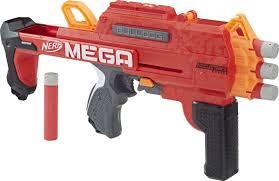 """Игрушечное оружие <b>Nerf Mega</b> """"Бластер Бульдог"""", E3057EU4"""
