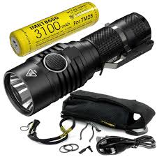 Top Salse <b>NITECORE TM16GT</b> Tiny Monster <b>Waterproof Aluminum</b> ...