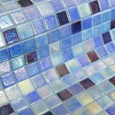 <b>Стеклянная мозаика Ezarri Fosfo</b> Mix Delphinus 31,3х49,5 см ...