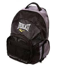 <b>Рюкзак</b> туристический <b>Everlast Everlast Back Pack</b> черный, серый ...