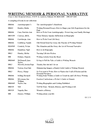 memoir sample essays our work chronological order of an essay woodbine neighborhood association