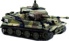 <b>Радиоуправляемый танк Great Wall</b> 2117 Tiger купить недорого в ...