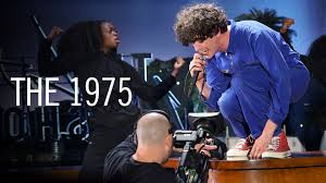 The Late Late Show with James Corden - The <b>1975: I Like</b> America ...