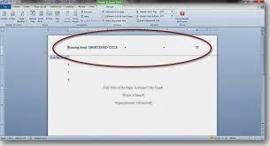 MLA Format Microsoft Word        MLA Format McKay School of Education
