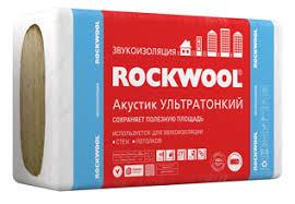 Роквул <b>Акустик Баттс</b> Ультратонкий - Звукоизоляция - Роквул ...