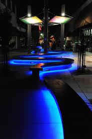 bench shade structure night lighting 1 bench lighting