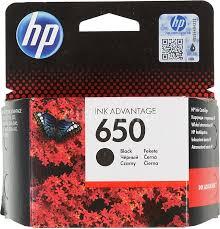 Купить <b>Картридж HP 650</b>, черный в интернет-магазине ...