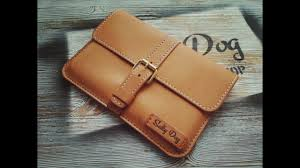 Кожаная папка/чехол для планшета. <b>Leather case for</b> ipad ...