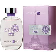 <b>Mandarina Duck Let's Travel</b> To Paris Perfume for Women by ...