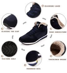 Male <b>Shoes</b> Adult <b>Men Boots New Men Shoes</b> Warm Snow <b>Boots</b> ...