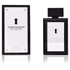 The <b>Secret</b> Eau De Toilette Spray Men by <b>Antonio Banderas</b>, 3.4 ...