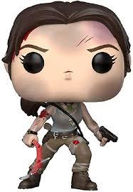 Funko POP! Games: Tomb Raider Lara Croft ... - Amazon.com