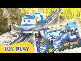 <b>Robot Train</b> S2 transform train robots Kay, Alf, Victor! Save the Titipo ...