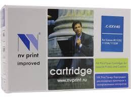 Купить <b>тонер NV</b>-<b>Print</b> Canon <b>C-EXV40</b> (для Canon iR1133) по ...
