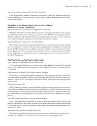 appendix a transportation security training courses page 17