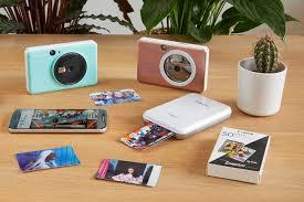 Камеры и принтеры моментальной печати <b>Canon Zoemini</b>
