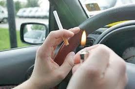 В Великобритании запретят курить за рулем - Последние ...