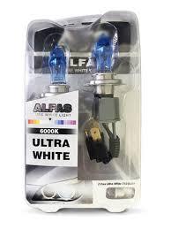<b>Лампа AVS Alfas</b> Pure White H4 12V 75 85W T10 6000К 2 2шт ...