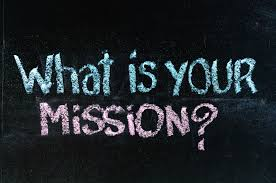what is your life s mission new day motivation ndm what is your mission question chalk handwriting on blackboard