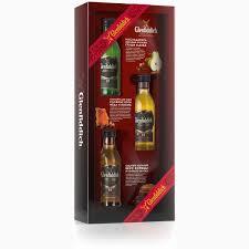 Виски односолодовый GLENFIDDICH, GIFT SET WITH <b>3</b> ...