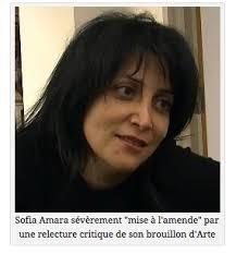 <b>...</b> <b>Sofia Amara</b> et diffusé sur cette chaîne le 11 octobre dernier. - 3498867-5037716