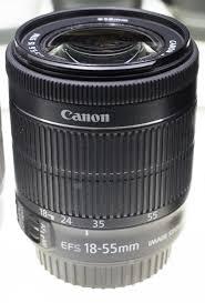 Canon EF-S 18-55 мм — Википедия