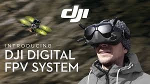 DJI - Introducing the DJI Digital <b>FPV</b> System - YouTube