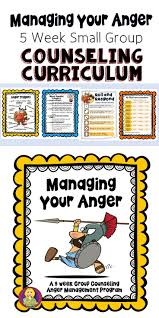 best ideas about anger management anger issues managing your anger group counseling program