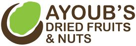 <b>Free Shipping</b> – Ayoub's <b>Dried</b> Fruits & Nuts