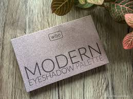 <b>Тени для век</b> Wibo <b>Modern</b> Eyeshadow Palette - аналог ...