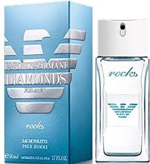 Giorgio <b>Armani Emporio Diamonds</b> Rocks Eau de Toilette Spray/50 Ml